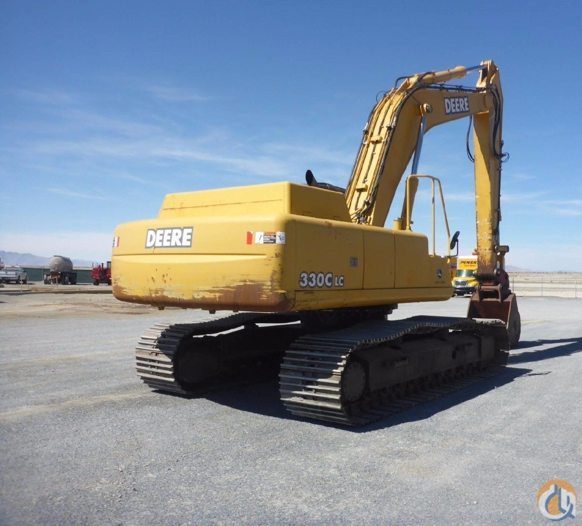 2005 DEERE 330C LC Crawler DEERE 330C LC Equipment Sales Inc. 18183 on CraneNetwork.com